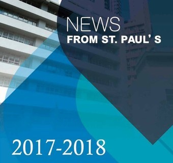 News from St. Paul's 2017-18